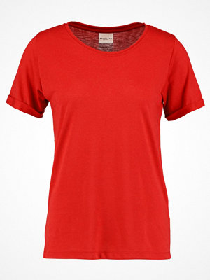 Selected Femme SFSANNI TEE Tshirt bas mars red
