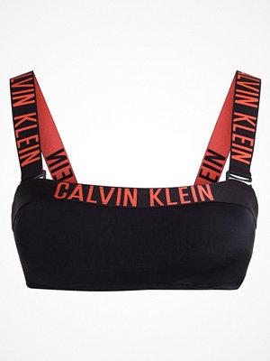 Calvin Klein Swimwear BANDEAU Bikiniöverdel black