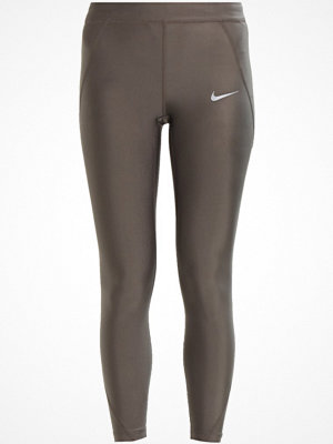 Nike Performance POWER SPEED 7/8 Tights ridgerock/reflective silver