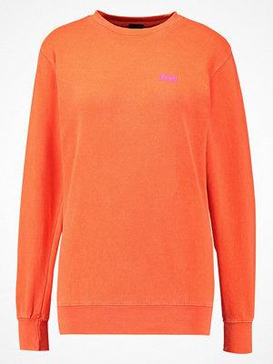 Obey Clothing STATIC JUMBLE Sweatshirt dusty orange