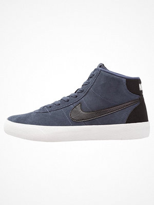 Nike Sb BRUIN HI Höga sneakers thunder blue/black/summit white