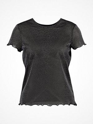 Even&Odd Tshirt med tryck  dark blue