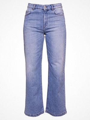 Filippa K OLLIE Flared jeans new mid blue