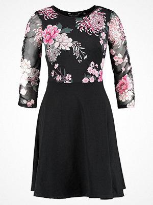 Dorothy Perkins SPACED DRESS Jerseyklänning black