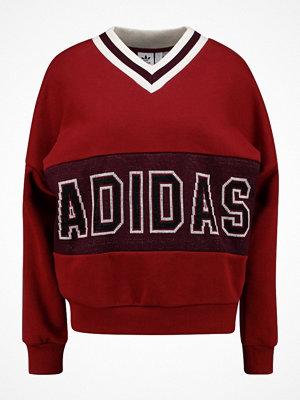 Adidas Originals ADIBREAK SWEAT Sweatshirt bordeaux