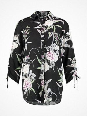 Dorothy Perkins FLORAL Skjorta black