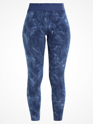 Adidas Performance Tights ash grey/noble indigo
