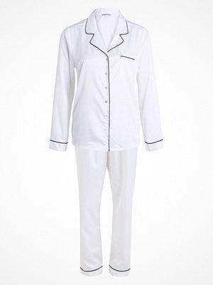 Anna Field SET Pyjamas white/black