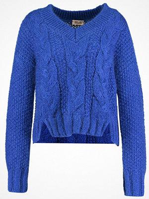 Baum Und Pferdgarten CORALIE Stickad tröja olympian blue
