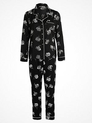 Anna Field SET Pyjamas black/multicoloured