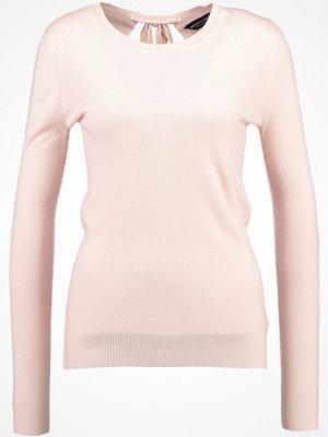 Dorothy Perkins RIBBON BOW BACK Stickad tröja blush