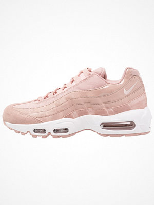 Nike Sportswear AIR MAX 95 Sneakers particle pink/white/siltstone red