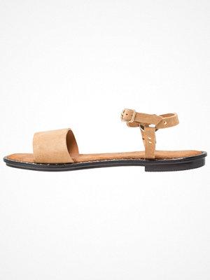 Topshop HOLLAND Sandaler & sandaletter tan