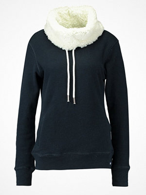 Superdry ZINNIA SHERPA FUNNEL Sweatshirt blue