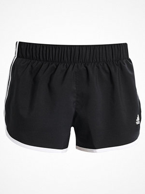 Adidas Performance WOVEN SHORT Träningsshorts black/white