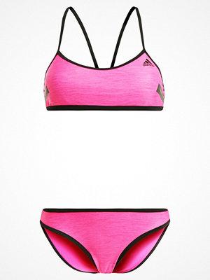 Adidas Performance SET Bikini shock pink/black