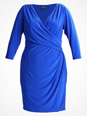Lauren Ralph Lauren Woman Jerseyklänning gallery blue