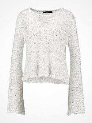 Bik Bok MARIA Stickad tröja white
