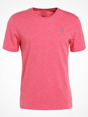 Polo Ralph Lauren SLIM FIT Tshirt bas salmon heather