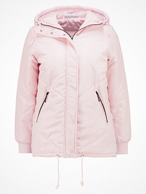 Noisy May Petite NMSAM JACKET  Parkas barely pink