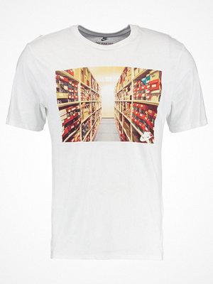 Nike Sportswear Tshirt med tryck white/white