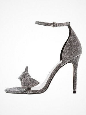 Topshop MESMERISE Sandaletter silver