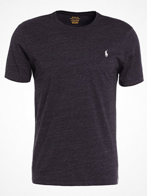 Polo Ralph Lauren SLIM FIT Tshirt bas black marl heather