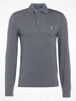 Polo Ralph Lauren SLIM FIT Piké foster grey heath