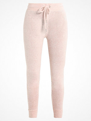 Topshop BRUSHED  Leggings light pink