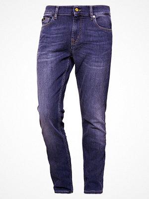 7 For All Mankind RONNIE Jeans straight leg dark blue