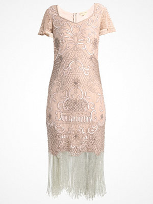 Frock and Frill BLAIR AND SEQUIN FLAPPER DRESS Cocktailklänning soft pink