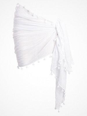 Seafolly BEACH BASICS SARONG Strandaccessoar  white