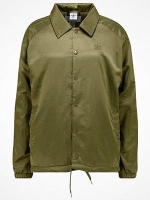 Adidas Originals WINDBREAKER Allvädersjacka olive cargo