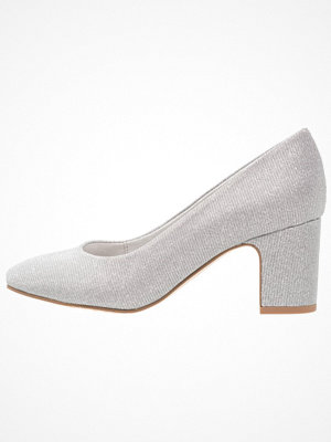 Tamaris Pumps silver glam