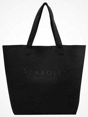 Strandplagg - Seafolly CARRIED AWAY Strandaccessoar  black
