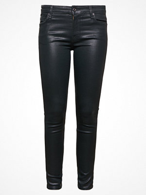 7 For All Mankind Jeans Skinny Fit coated black