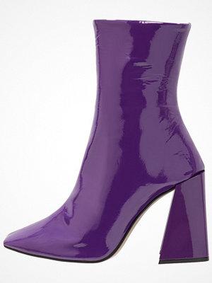 Topshop HARP Klassiska stövletter purple