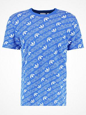 Adidas Originals Tshirt med tryck blue
