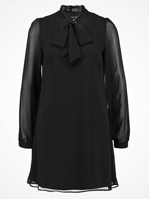 New Look PUSSY BOW Sommarklänning black