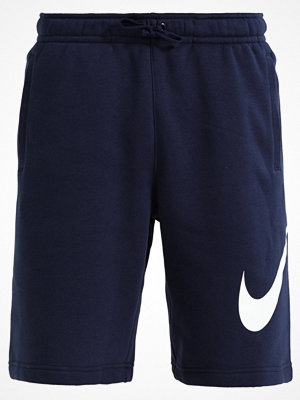 Shorts & kortbyxor - Nike Sportswear CLUB EXPLOSIVE Träningsbyxor obsidian/white