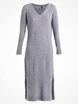 Topshop V NECK DRESS Maxiklänning grey as sample