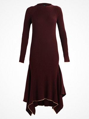 Topshop DRESS Maxiklänning burgundy