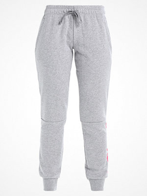 Adidas Performance PANT Träningsbyxor medium grey heather/real pink