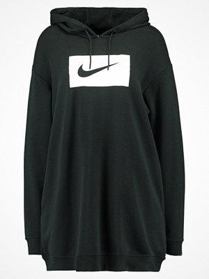 Nike Sportswear HOODIE Luvtröja black/white