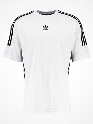 T-shirts - Adidas Originals Tshirt med tryck white/black