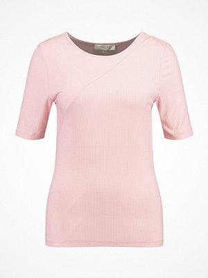 Selected Femme SFACIES TEE Tshirt med tryck sepia rose