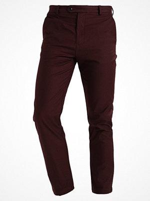 Burton Menswear London Chinos burgundy