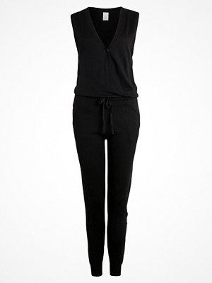 Pyjamas & myskläder - Calvin Klein Underwear SLEEVELESS JUMPSUIT Pyjamas black