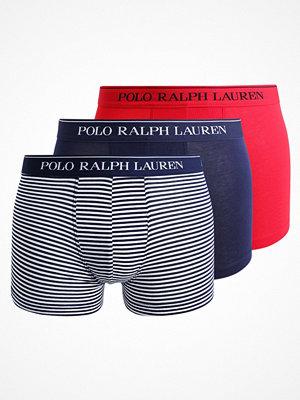 Kalsonger - Polo Ralph Lauren 3 PACK Underkläder red/navy