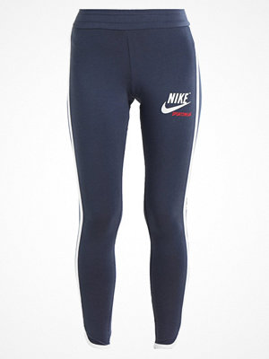 Nike Sportswear ARCHIVE Leggings thunder blue/barely rose/white